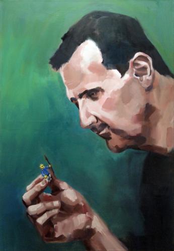 Peace for Assad